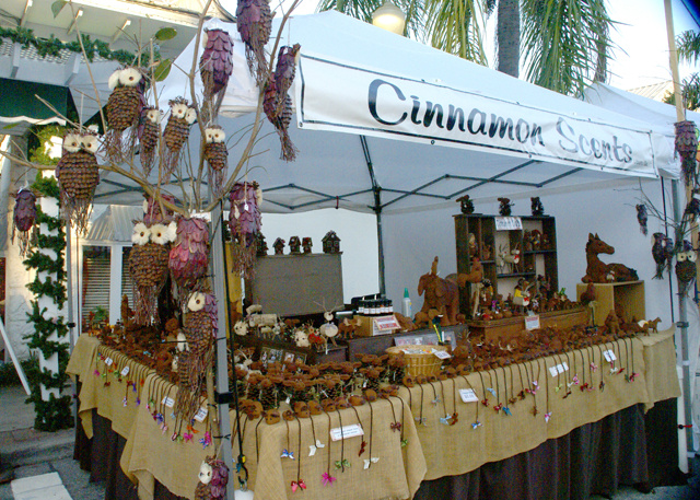 Made In The South Craft Show Jacksonville Florida