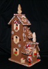 Cinnamon Scents Gingerbread House Centerpiece