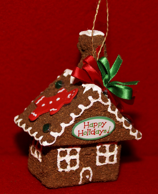 Happy Holidays House