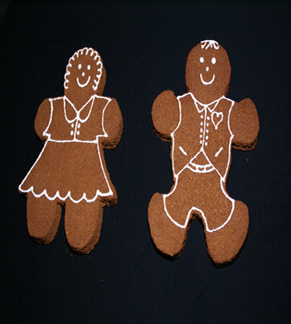 Cinnamon 'Gingerbread' style Kids