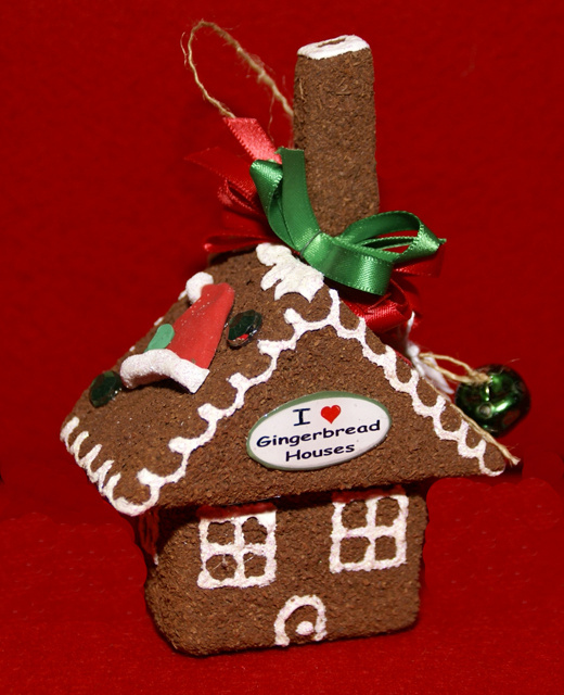 I Love Gingerbread House