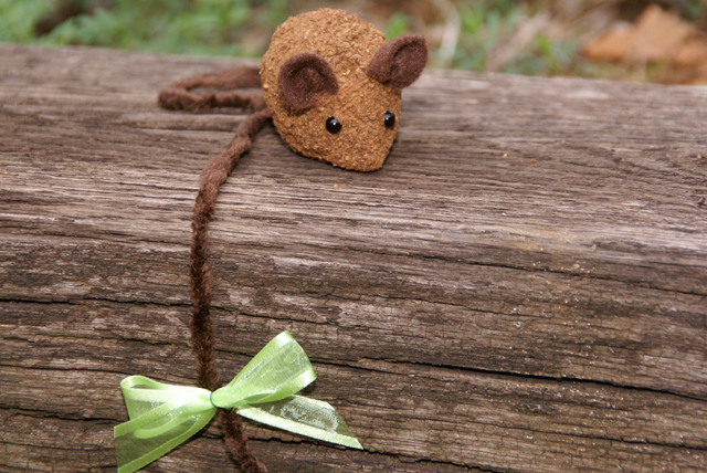Every House needs a Cinnamon Mouse