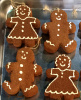 Cinnamon 'Gingerbread' style boy Kids